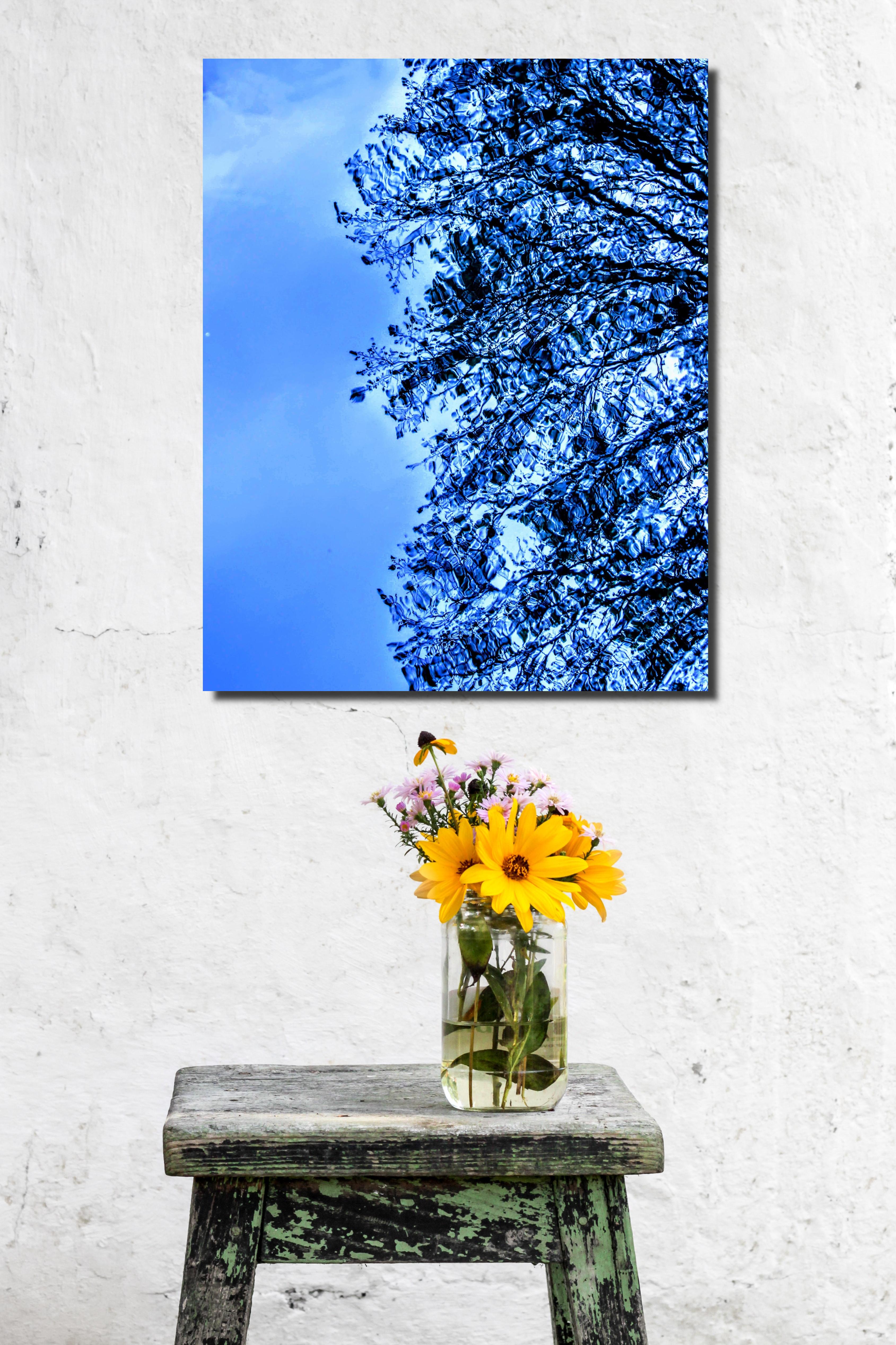Abstract Blue 1 - Background image: Photo by Kevin Lehtla on Unsplash