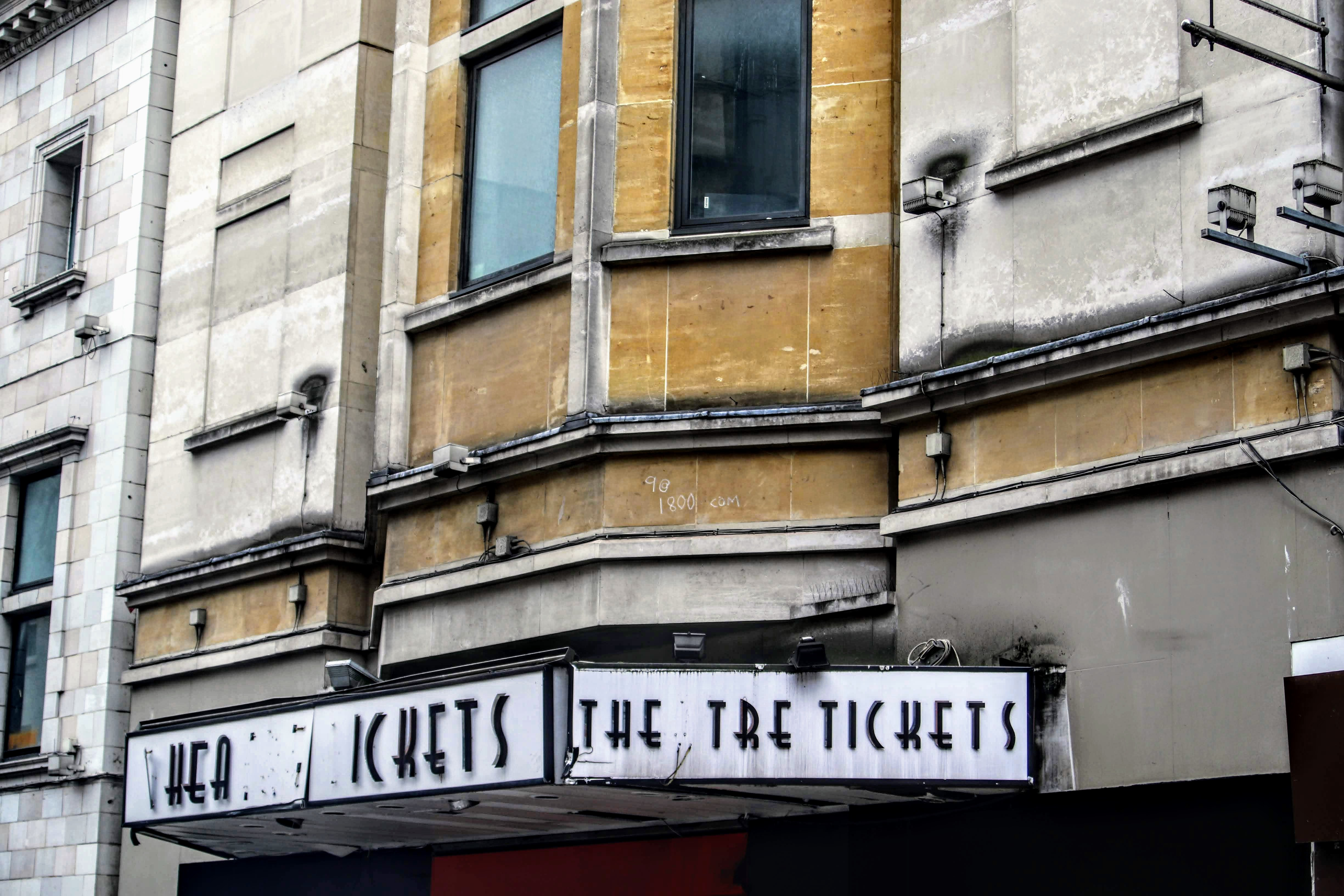 Old London Theatre