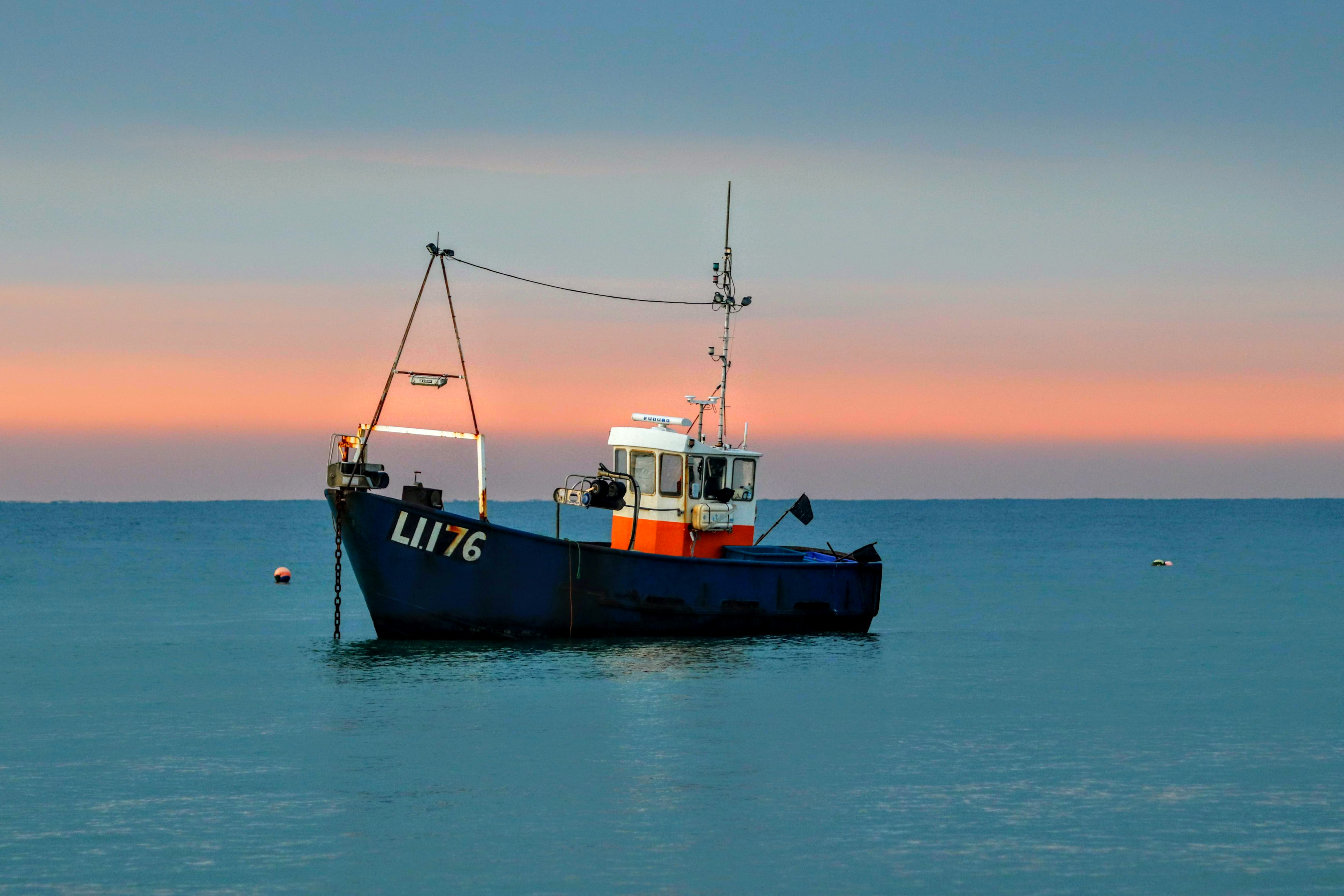 Selsey Fishing Boats